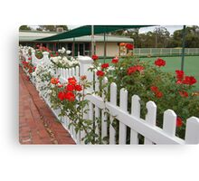 The Country Club Canvas Print