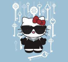 Tiffany Cat by Roger  Maldonado