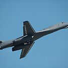 B-1 Take-off @ Avalon Airshow 2011 by muz2142