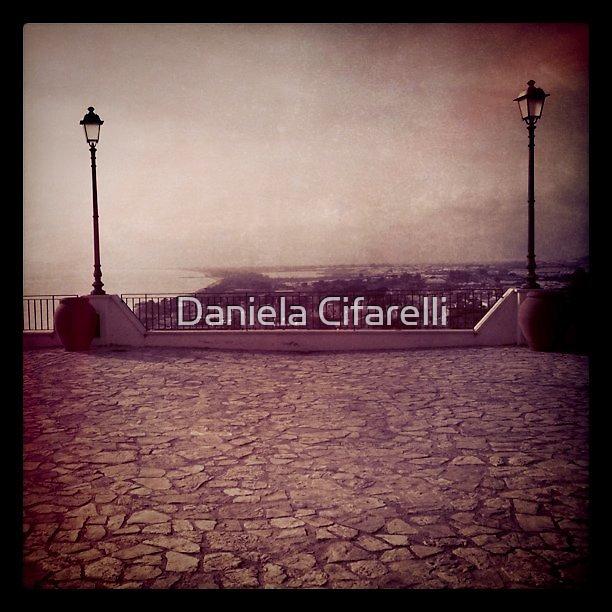 Italian treasures - Sperlonga by Daniela Cifarelli