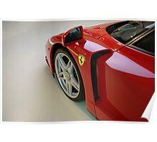 Ferrari Enzo - Detail Poster