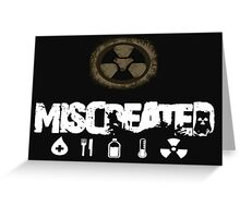 Miscreated  Design 3 (Official) Greeting Card