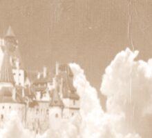 Castle In the Sky Sticker