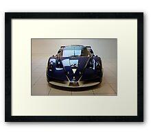 Ferrari FXX - no° 24 Framed Print