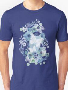 MY BLUE BUTTERFLY GARDEN Unisex T-Shirt