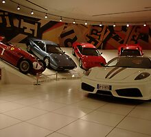 Ferrari F430 & Others by TigerOPC