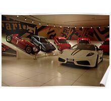 Ferrari F430 & Others Poster