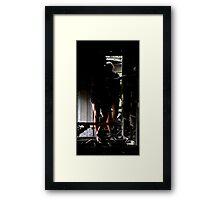 Femme Survivors Framed Print