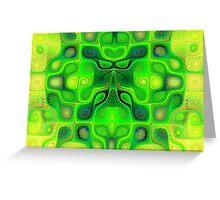 Green Acres Gnarls  (UF0227) Greeting Card