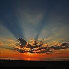 Summer Sunset by rtishner1