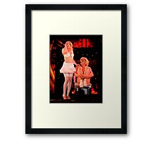 Rocky Horror #3 Framed Print