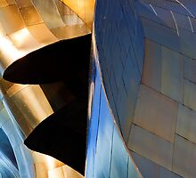 Sheet Metal: EMP, Seattle by Cameron Booth