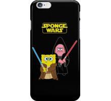 Sponge Wars iPhone Case/Skin
