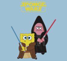 Sponge Wars Baby Tee
