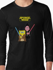 Sponge Wars Long Sleeve T-Shirt