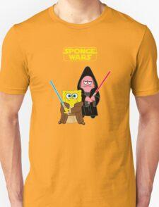 Sponge Wars Unisex T-Shirt