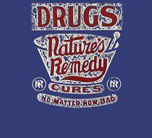 Funny Vintage Drugs T-shirt Unisex T-Shirt