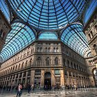 Galleria Umberto I by Conor MacNeill