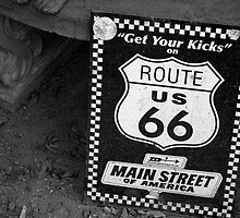 Route 66 by tlawyer132