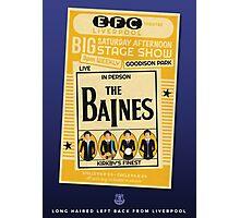The Baines' Photographic Print