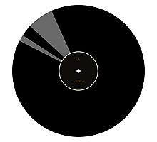 Justice - Cross † Vinyl Photographic Print