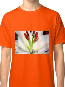 The Heart Of A Lily Classic T-Shirt
