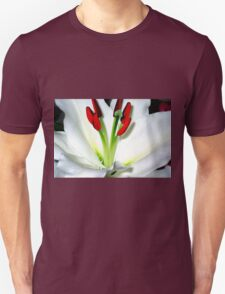 The Heart Of A Lily Unisex T-Shirt