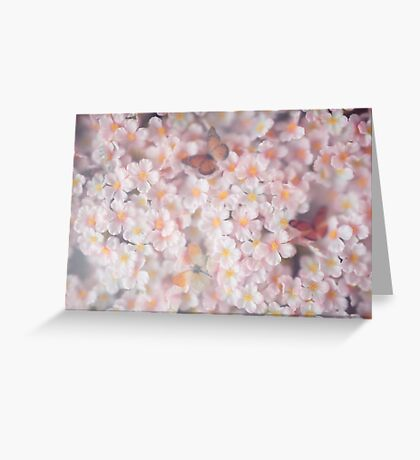 Cherry blossom I Greeting Card