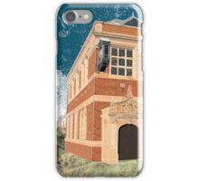 Tooting Library, SW17, London iPhone Case/Skin