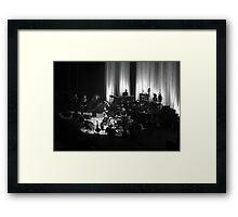 Sincerely L. Cohen Framed Print