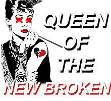 Queen of the New Broken Scene -  5SOS by 7ustice