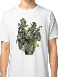 Metal Gear Solid Snake Eater Classic T-Shirt