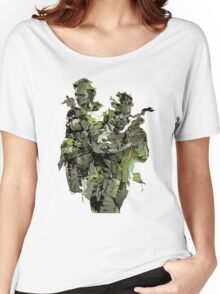 Metal Gear Solid Snake Eater Women's Relaxed Fit T-Shirt