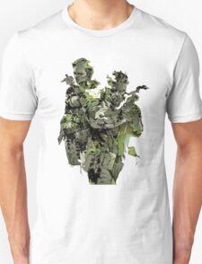 Metal Gear Solid Snake Eater T-Shirt