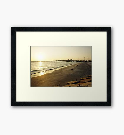 Why I Love Florida Framed Print