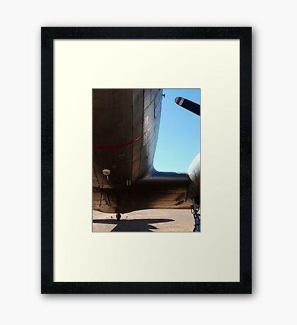 DC3 at Shark Bay #3 Framed Print