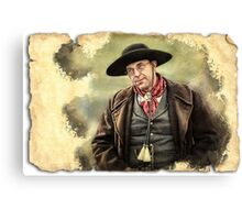 Howdy Partner  Canvas Print