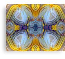 X-Wing (Laguna Lace Agate) Canvas Print