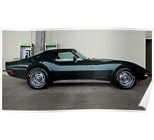 1971 Corvette LT-1 Poster