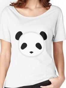 Vectorial Panda Women's Relaxed Fit T-Shirt