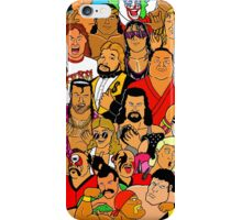 icons of wrestling iPhone Case/Skin