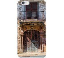 Mansion in Navarre village iPhone Case/Skin