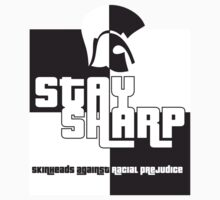 Stay S.H.A.R.P. by EvilGravy