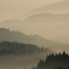 Dukes Pass, Trossachs by David Mould