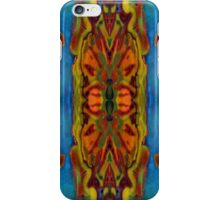 Fractal Flower x4 iPhone Case/Skin