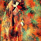 Geisha Girl by Vanessa Barklay