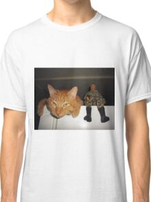 Frankie & Sgt. Major Joe Classic T-Shirt