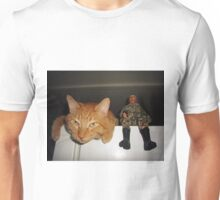 Frankie & Sgt. Major Joe Unisex T-Shirt