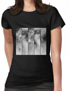 Cosmic Ocean Womens Fitted T-Shirt