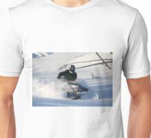 Sled Head Unisex T-Shirt